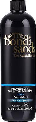 Bondi Sands Dark Professional Spray Tan Solution 1 Litre