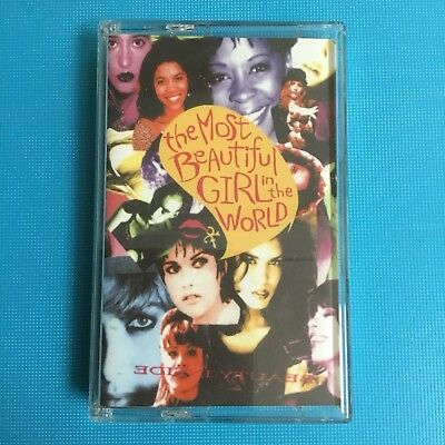 Prince - The Most Beautiful Girl In The World - Cassette Tape