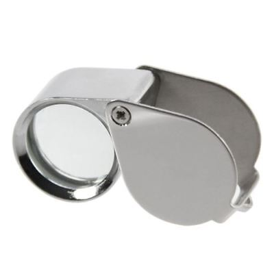 Christmas - Precision Metal Magnifier Glass