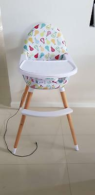 Baby high chair- easy to clean