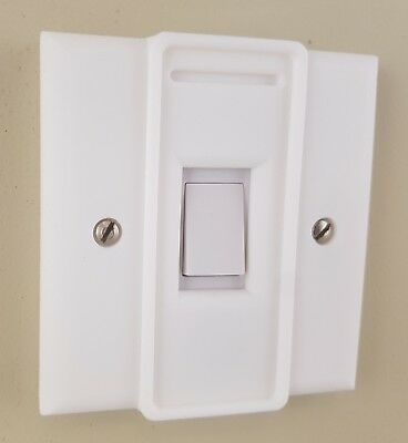 Philips Hue Dimmer Remote UK Light Switch Adapter / Cover (Remote NOT Included)