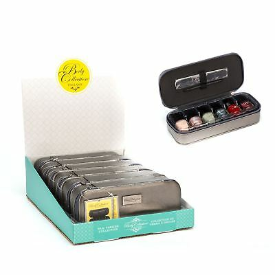 Body Collection Nail Varnish Set Vanity Case
