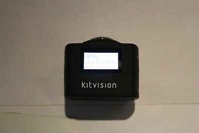 Kitvision Immerse 360° Action Camera Built-In Wi-Fi