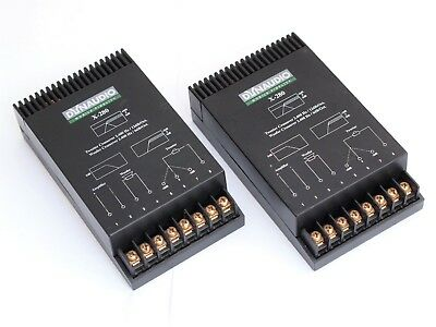Dynaudio X-280 Mobile Passive Crossover, Pair