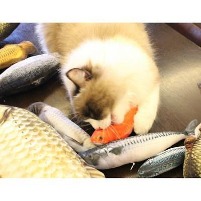 Simulation Carp Fish Shape Plush Toys Stuffed Tuna Throw Pillow Gift Toy N7