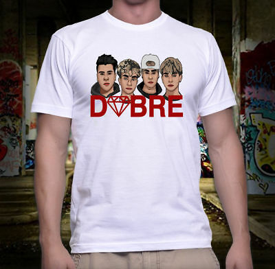 NEW Design DOBRE BROTHERS MARCUS LUCAS T-Shirt My Rules Men's Cloathing All Size