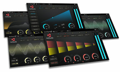 SOUNDSPOT Nebula Multi-Fx Plugin  | Genuine Download | Delay Chorus Flanger |