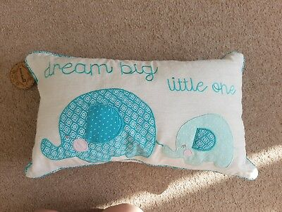 Baby boy pillow