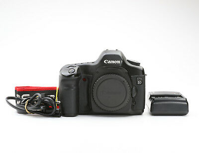 Canon EOS 5D Body + Sehr Gut (221926)