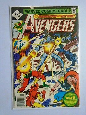 Avengers (1st Series) #162, Direct Edition 4.0 - 1977