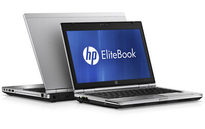 HP Elitebook 2560p Intel i5 2.5GHz 4GB 500GB HDD 1366x768 WebCam BT Win10/7 Pro