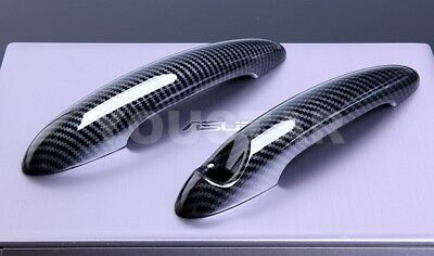 PERFECT FIT CARBON EFFECT Door Handle Covers MINI Cooper S R50 R53 R55 R56 R57