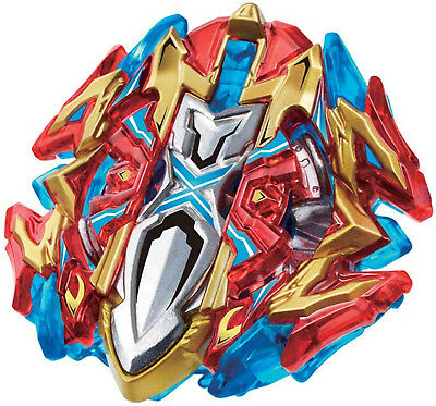Buster Xcalibur 1' Sword Burst Beyblade BOOSTER B-120 - USA SELLER!