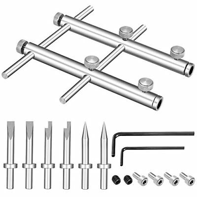 Neewer Camera Lens Openning Repairing Tool Kit Includes: 10-100mm Lens ...