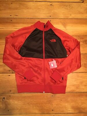 a4020e724 NEW THE NORTH Face Men's Silver Pine Green Takeback Track Jacket ...