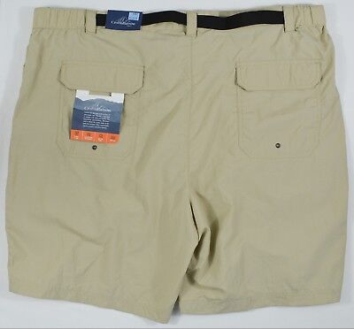 ff10945352 Croft & Barrow #6782 NEW Men's Easy Care Moisture Wicking UPF 15+ Cargo  Shorts