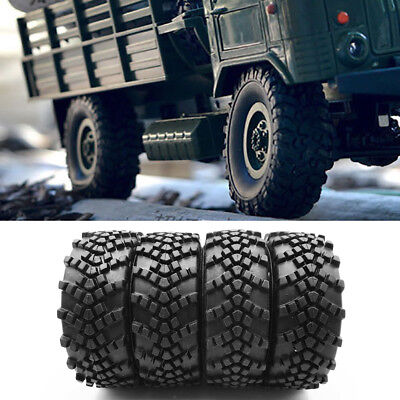 Spare Part Soft Rubber Tires for WPL B-14 B16 B36 B24 Military Truck 1/16 RC Car