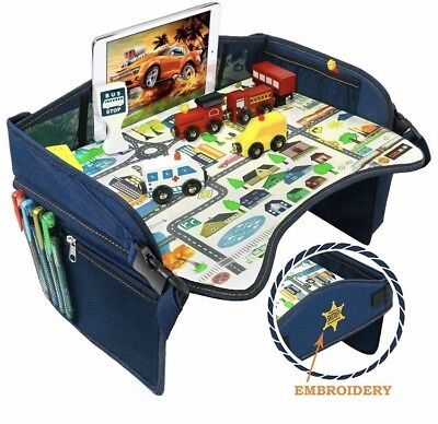 Smart Travel Tray – Ideal as Kids Travel Tray – Toddler Travel Tray Baby S
