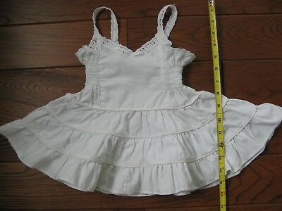 Vintage Girls Slip Full Can-Can Toddler Sears Brand Excellent