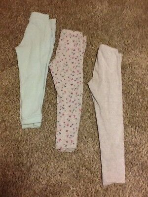 Girls Pants, Lot of 3, from Jumping Beans, Size 5