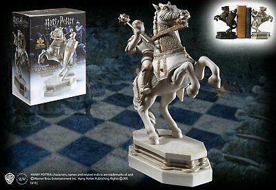 Harry Potter Wizard's Chess White Knight Bookend