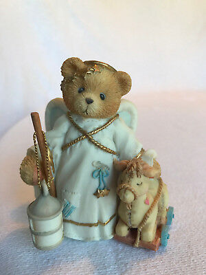 Cherished Teddies - Celeste - An Angel to Watch Over You - 141267 - Christmas