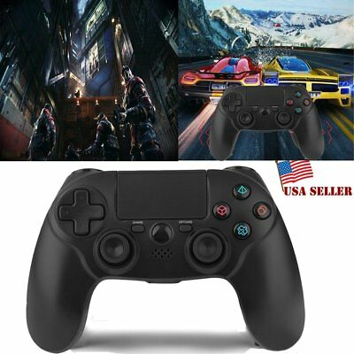 NEW Black Wireless Bluetooth Game Controller Pad For Sony PS4 Playstation 4 MY