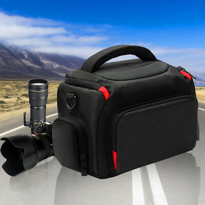 DSLR Camera Bag Case Cover Video Photo Digital Nylon Bags For Sony Nikon