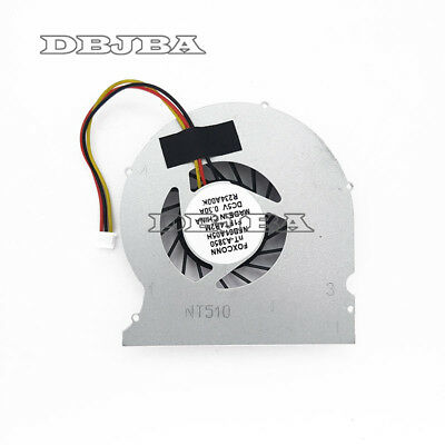 New CPU Cooling Fan For Foxconn NT510 NT410 NT425 NT435 NT-A3700 NT-A3500 Fan