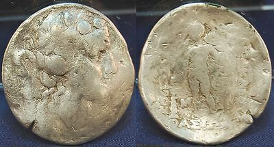 Danubische Celtic Greek Tetradrachm of Thasos (10) Rear Hercules