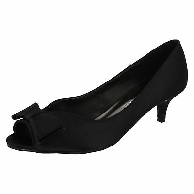 Ladies Anne Michelle T-Bar Heels UK Sizes 3-8 F9951