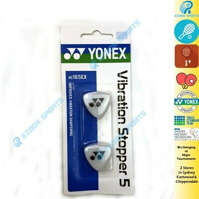 YONEX Vibration Stopper 5, Dampener, Professional Shock Absorption for Tennis