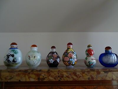 Collection Chinese Snuff Bottles