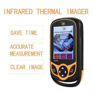 HT-A1 Portable USB Thermal Imaging Camera with 3.2 Inch TFT Display Screen DK