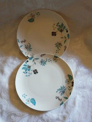 Denby Monsoon Veronica (2 side plates) 8.75inches