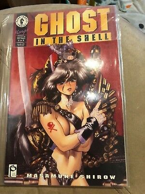 Ghost in the shell 5 of 8 masamune shirow