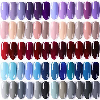 6ml BORN PRETTY Nail UV Gel Polish Soak off Nail Art Gel  One Coat to Achieve
