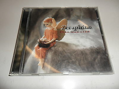CD  Zeraphine - Traumaworld