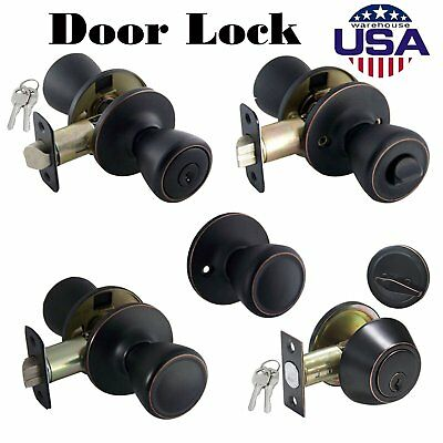 Multiple Sets of Entry Door Lock Passage Privacy Dummy (Lot 1-50 Sets) Knob MY