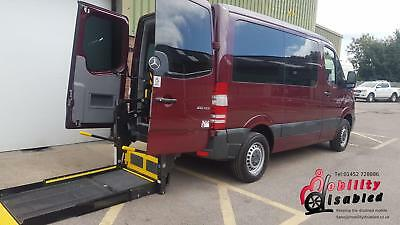 2014 Mercedes Sprinter Diesel SWB AUTOMATIC Disabled Driver Transfer Vehicle
