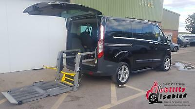 2014 Ford Tourneo Custom Diesel Wheelchair Disabled Lift Accessible Vehicle