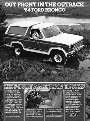1968 Ford Bronco Dune Duster Concept Car Press Photo /& Releases 0031