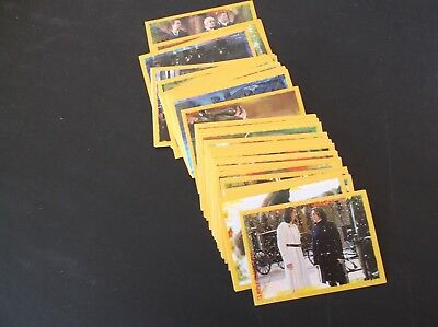 HARRY POTTER AND THE GOBLET OF FIRE STICKERS - over 60 - JOB LOT
