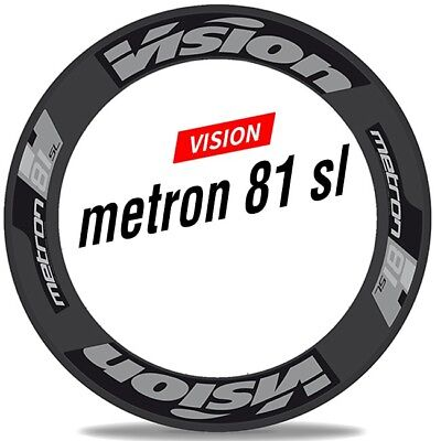 2018 Two Wheel Stickers for vision metron 40 55 81 sl Road Bike Bicycle Cycling