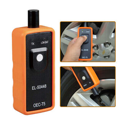 EL-50448 TPMS Reset Tool Relearn tool Auto Tire Pressure Sensor for GM Vehicles