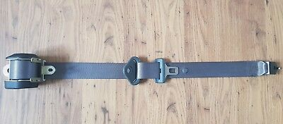 Rover 400 414 416 45 Mg Zs Honda Civic Rear Offside / Driver Side Seat Belt