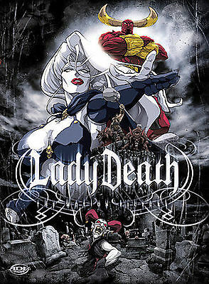 Lady Death (DVD, 2004) #2-054
