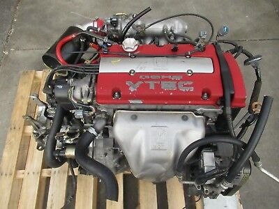 Jdm Honda Prelude H22a Type S Lsd Transmission T2W4 H22a Euro R 220hp Type S