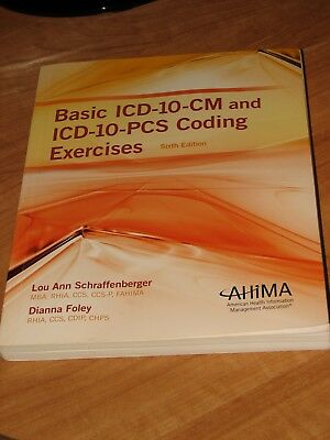 Basic ICD-10-CM/PCS Coding Exercises