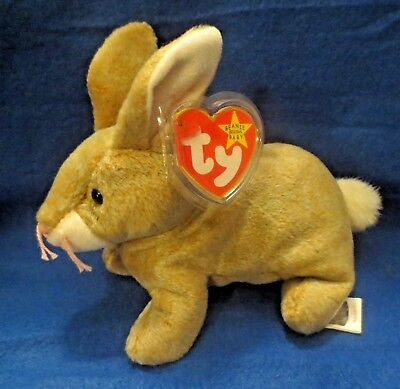 Ty Beanie Baby Nibbly 1999